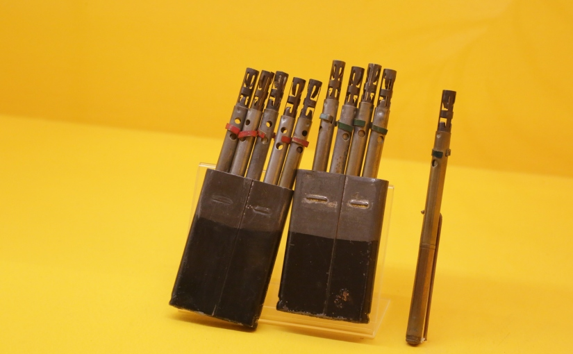 Cartables et crayons (retardateurs)…